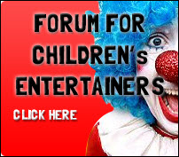 Forum for Childrens Entertainers